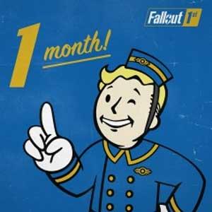 Fallout 1st 1 Month Membership