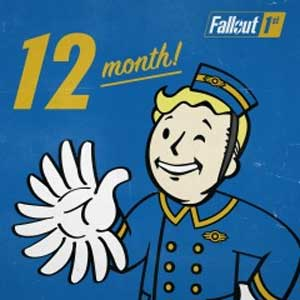 Buy Fallout 1st 12 Months Membership CD KEY Compare Prices