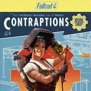 Buy Fallout 4 Contraptions Workshop CD Key Compare Prices
