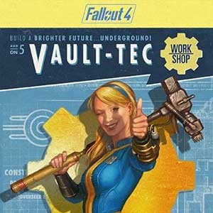 Buy Fallout 4 Vault-Tec Workshop CD Key Compare Prices