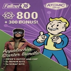 Fallout 76 Appalachia Starter Bundle