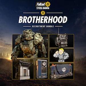 Fallout 76 Brotherhood Recruitment Bundle