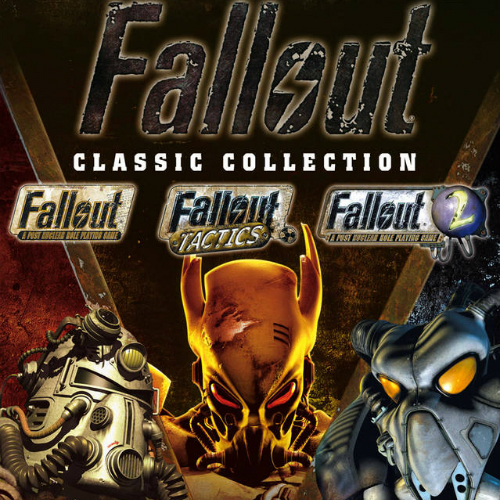 Buy Fallout Classic Collection CD Key Compare Prices