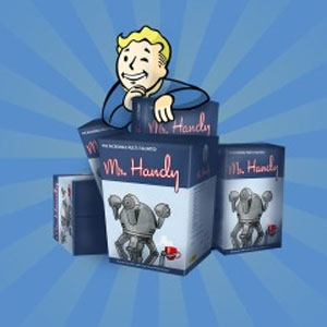 Fallout Shelter Mr. Handys