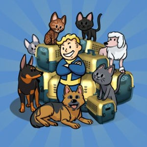 Fallout Shelter Pet Carriers