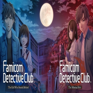 Famicom Detective Club The Two-Case Collection