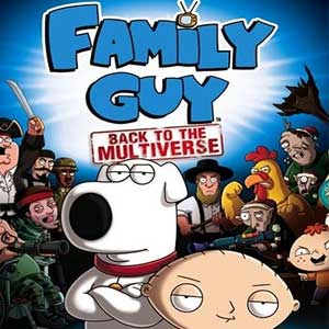 Buy Family Guy Back to the Multiverse PS3 Game Code Compare Prices