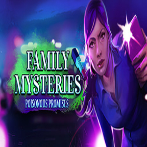 Family Mysteries Poisonous Promises