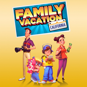 Family Vacation California