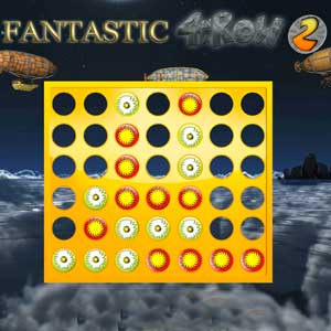 Buy Fantastic 4 In A Row 2 CD Key Compare Prices