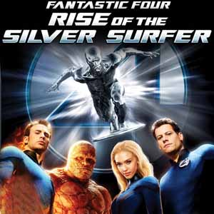 Buy Fantastic Four Rise of the Silver Surfer Xbox 360 Code Compare Prices