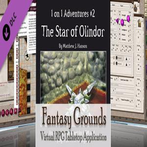 Fantasy Grounds 3.5E PFRPG 1 on 1 Adventure 2