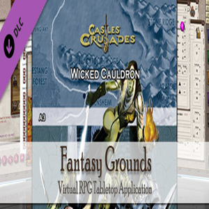 Fantasy Grounds C and C A3 The Wicked Cauldron