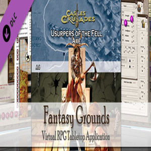 Fantasy Grounds C and C A4 Usurpers of the Fell Axe