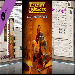 Fantasy Grounds C and C Castle Keeper's Guide
