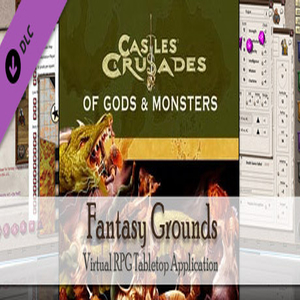Fantasy Grounds C and C Of Gods and Monsters