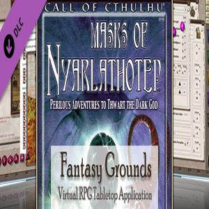Fantasy Grounds Call of Cthulhu Masks of Nyarlathotep