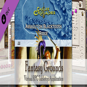 Buy Fantasy Grounds C&C A1 Assault on Blacktooth Ridge CD Key Compare Prices