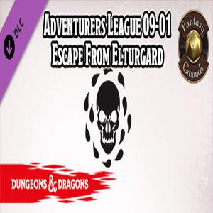 Fantasy Grounds D&D Adventurers League 09-01 Escape From Elturgard