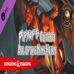 Fantasy Grounds DDAL00-11 Pipyaps Guide to All of the Nine Hells