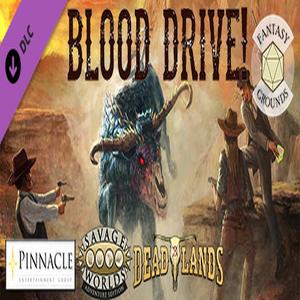 Fantasy Grounds Deadlands Blood Drive