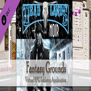Fantasy Grounds Deadlands Noir