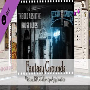 Fantasy Grounds Deadlands Noir The Old Absinthe House Blues
