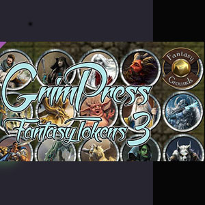 Buy Fantasy Grounds Fantasy Token Pack 3 CD Key Compare Prices