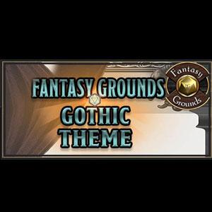 Fantasy Grounds FG Theme Gothic