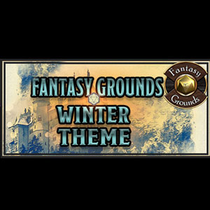 Fantasy Grounds FG Theme Winter