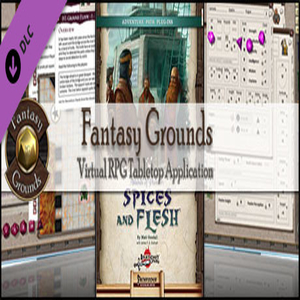 Buy Fantasy Grounds Islands of Plunder Spices and Flesh CD Key Compare Prices