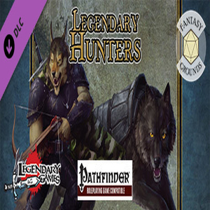 Fantasy Grounds Legendary Hunters