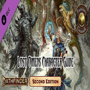 Fantasy Grounds Pathfinder 2 RPG Pathfinder Lost Omens Character Guide