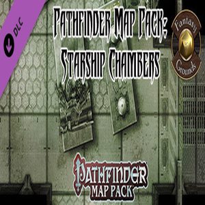 Fantasy Grounds Pathfinder Map Pack Starship Chambers