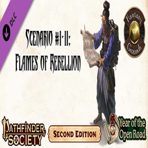 Fantasy Grounds Pathfinder RPG Pathfinder Society Scenario 1-11 Flames of Rebellion