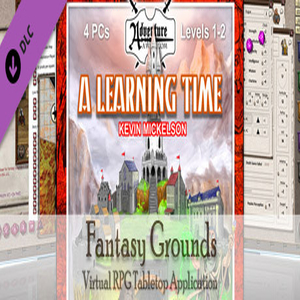 Fantasy Grounds  PFRPG BASIC1 A Learning Time