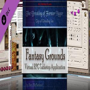 Fantasy Grounds PFRPG The Breaking of Forstor Nagar