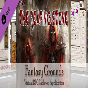 Buy Fantasy Grounds PFRPG The Reaping Stone CD Key Compare Prices