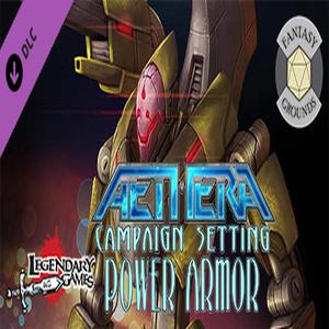 Fantasy Grounds Power Armor