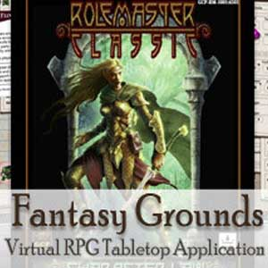 Buy Fantasy Grounds Rolemaster CD Key Compare Prices