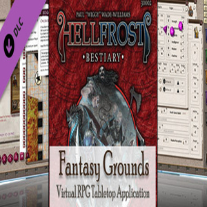Fantasy Grounds Savage Worlds Hellfrost Bestiary