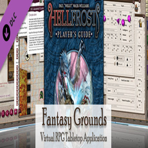 Fantasy Grounds Savage Worlds Hellfrost Player's Guide