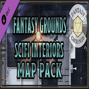 Fantasy Grounds Scifi Interiors Map Pack