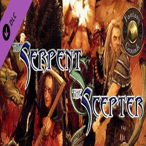 Fantasy Grounds Serpent Amphora Cycle Book 2 The Serpent & The Scepter