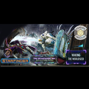 Buy Fantasy Grounds Starfinder RPG Devastation Ark AP 1 Waking the Worldseed CD Key Compare Prices