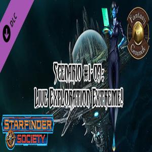 Fantasy Grounds Starfinder Society Scenario Live Exploration Extreme