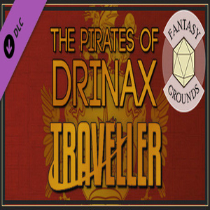 Fantasy Grounds The Pirates of Drinax