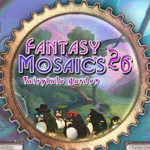 Buy Fantasy Mosaics 26 Fairytale Garden CD Key Compare Prices