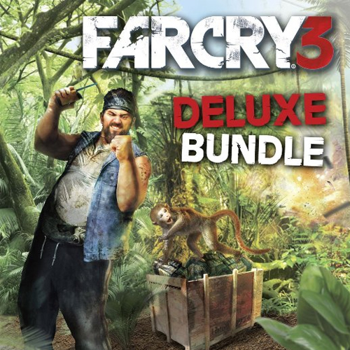 Buy Far Cry 3 Deluxe Bundle DLC CD Key Compare Prices