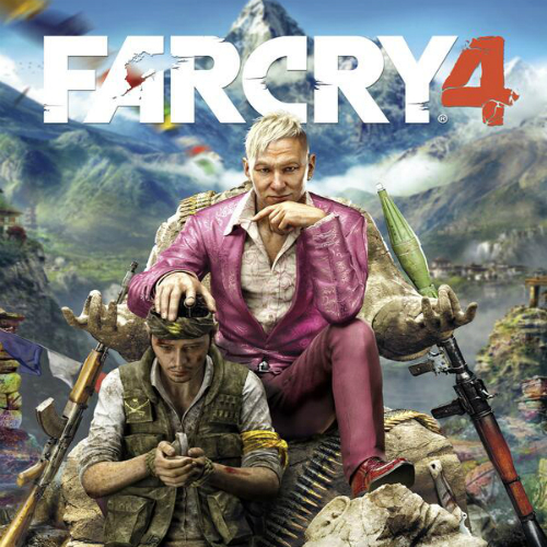 Buy Far Cry 4 PS3 Game Code Compare Prices